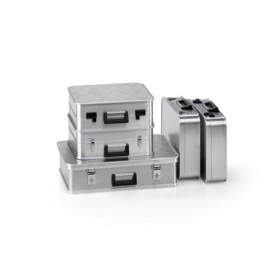 Maletines de aluminio para transporte LUX 4