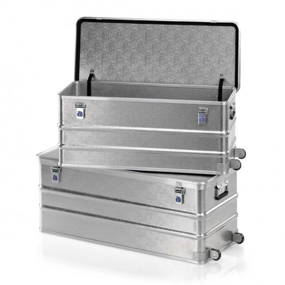 Cajas de aluminio con ruedas LUX 3