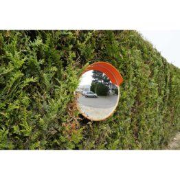 Espejo de policarbonato para salidas o intersecciones