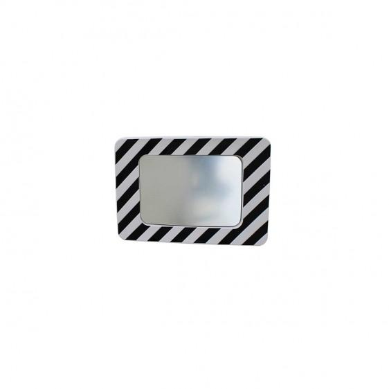 Espejos de policarbonato para la vía pública