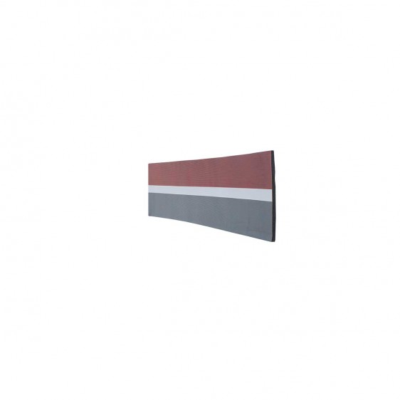 Protección de pared adhesiva extra-larga en goma de nitrilo