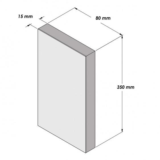 Protección de pared adhesiva en espuma EVA