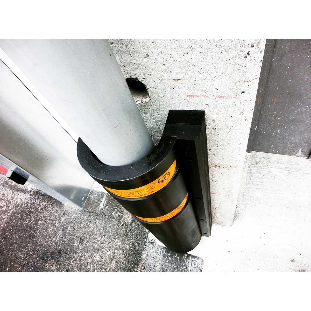 Protección para tuberías de polímero técnico ultra-resistente