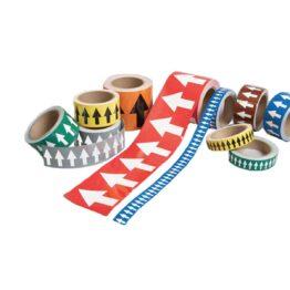 cintas para marcaje de tuberias