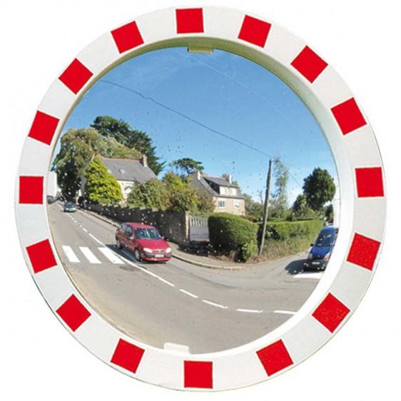 Espejos para intersecciones, entradas, etc