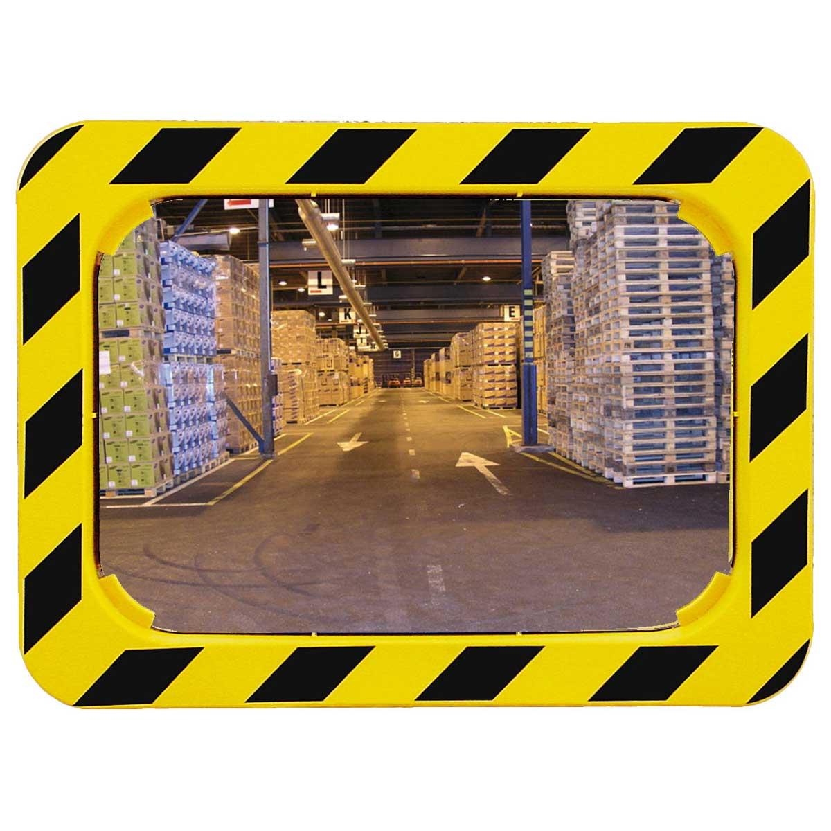 Espejos para naves industriales, almacenes, fábricas, etc