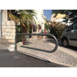 Barrera giratoria para zonas públicas