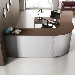 mobiliario de alta calidad de recepción ask01
