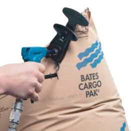 Bolsa airbag para mercancía de disset odiseo