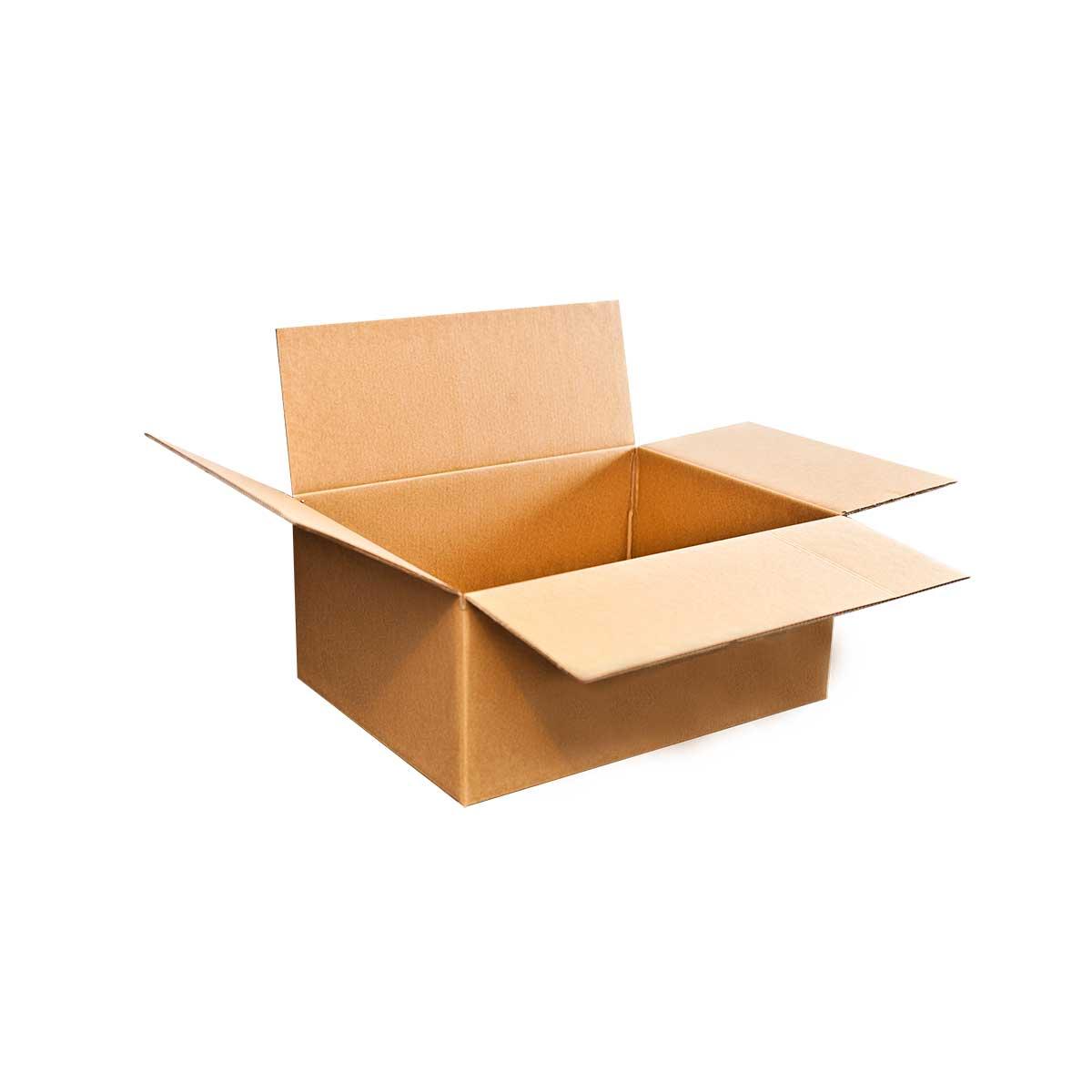 Cajas americanas de cart n con 1 onda for Cajas carton almacenaje
