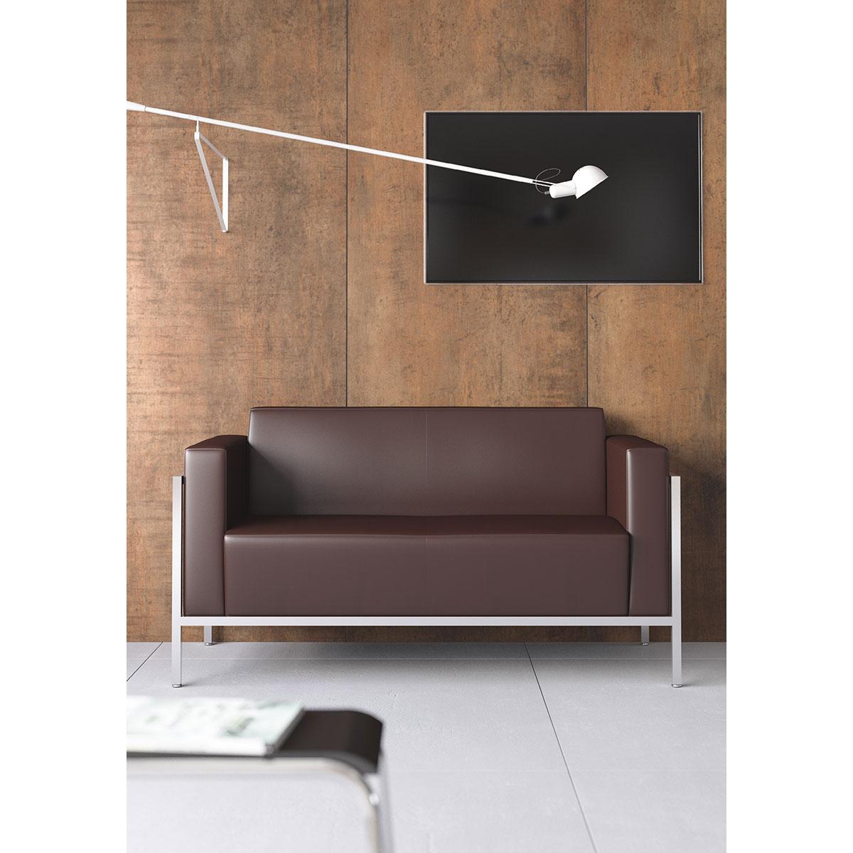 Sofá de oficina o espera de alta calidad Domus