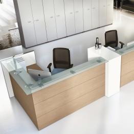 mobiliario de alta calidad de recepción Nice 12