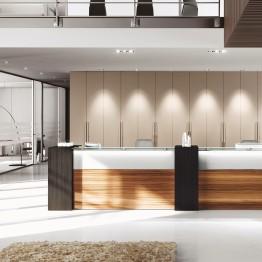 mobiliario de alta calidad de recepción Nice 17