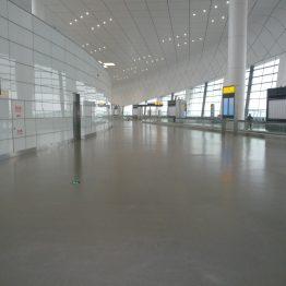 Suelos para aeropuerto