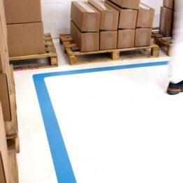 Marcadores para almacén imprimibles de alta resistencia