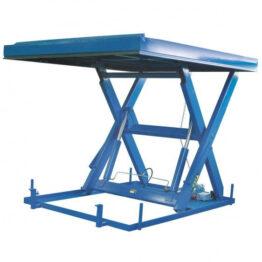 Mesas elevadoras para altas prestaciones