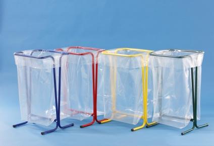 Soportes de sacos de basura. Disset Odiseo