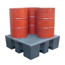 Cubetos de retención