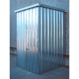 Cubierta de acero galvanizado para almacenamiento exterior de KTC