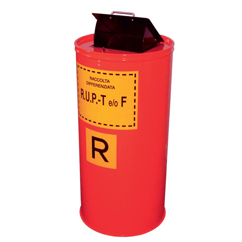 Contenedores para toner, medicamentos y otros residuos peligrosos