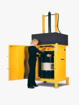 compactadora-bidones-medio-ambiente-dissetodiseo