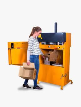 compactadora-carton-medio-ambiente-dissetodiseo